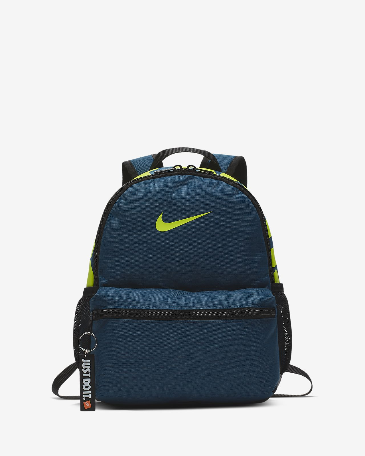 d0dcf37d36 Nike Brasilia Just Do It Kids  Backpack (Mini). Nike.com LU