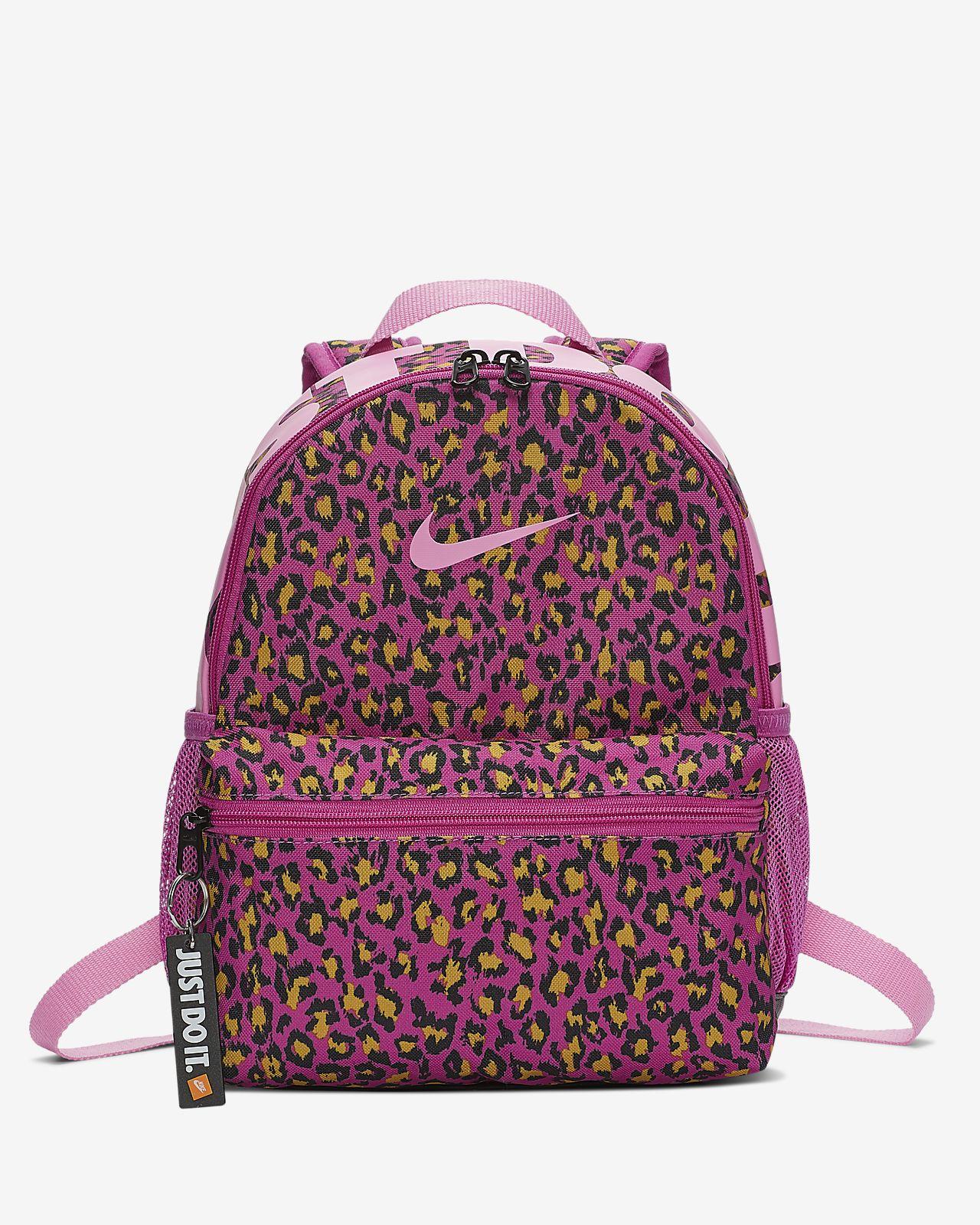Nike Brasilia JDI Kids' Printed Backpack (Mini)