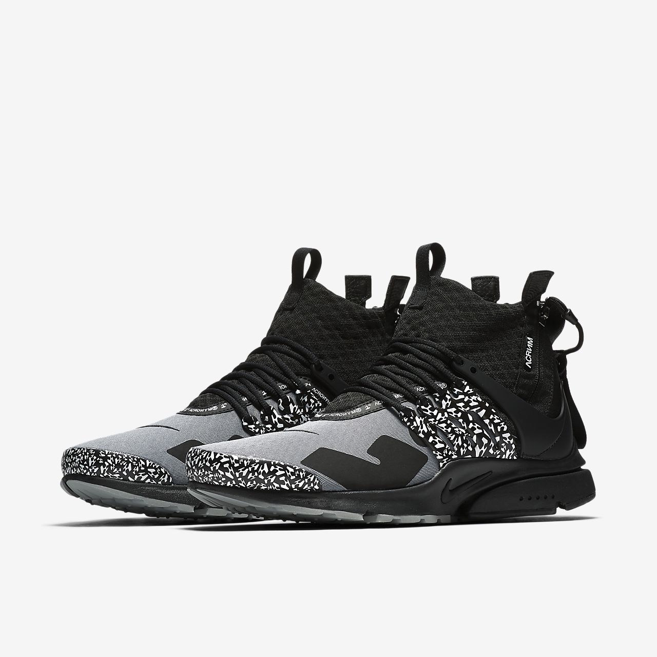 new arrival 1d8ab 10795 ... Nike Air Presto Mid SP x Acronym Mens Shoe