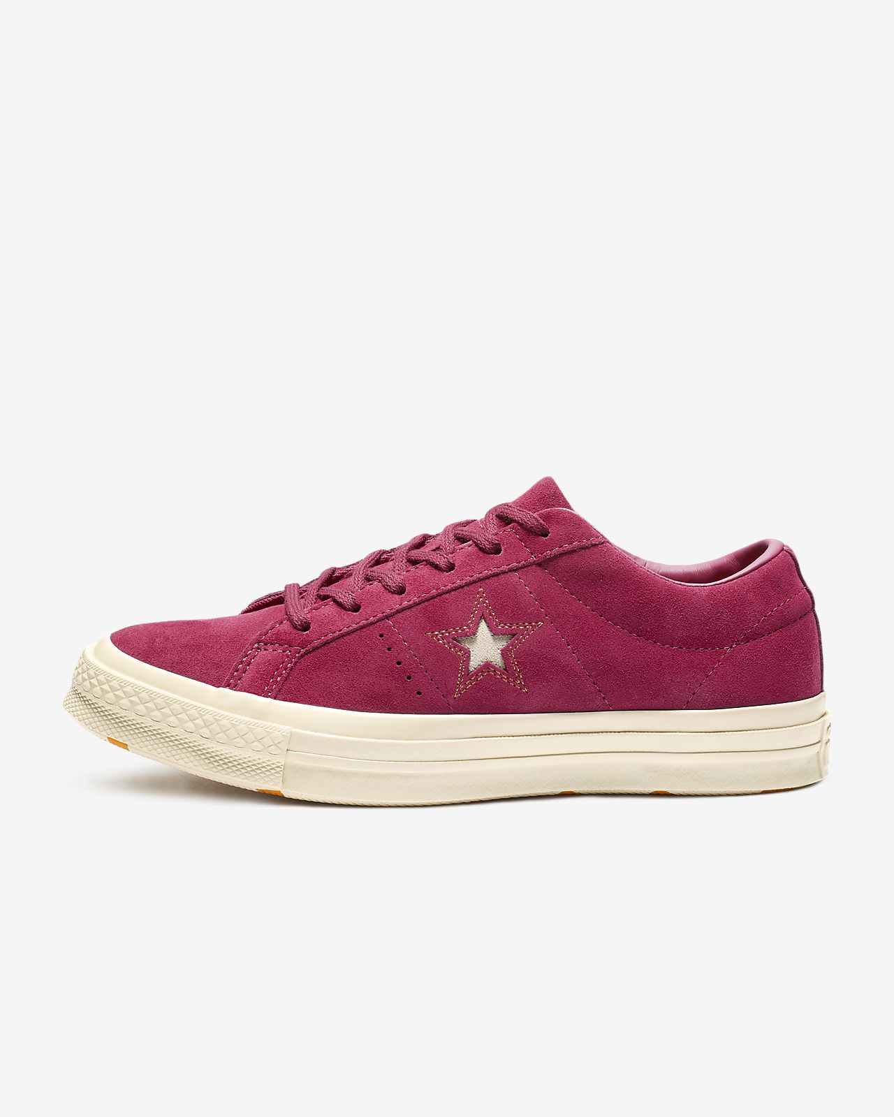 One Star Love Metallic Low Top Unisex Shoe