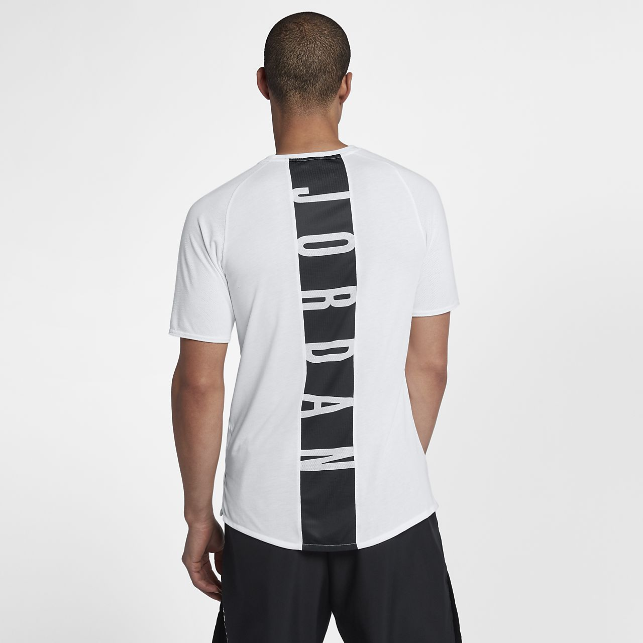 e817e298 Jordan 23 Alpha Men's Short-Sleeve Training Top. Nike.com GB