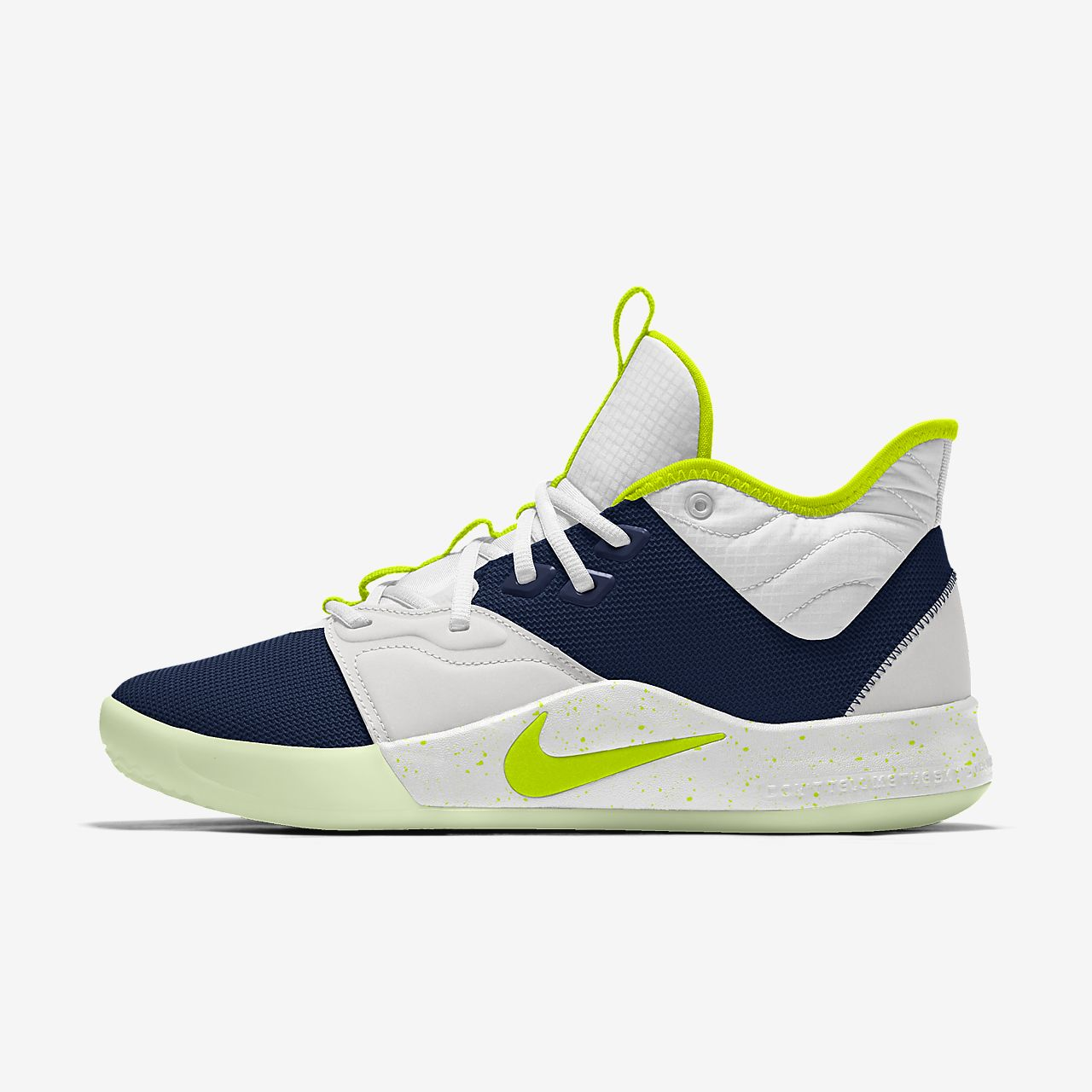 Chaussure de basketball personnalisable PG 3 By You