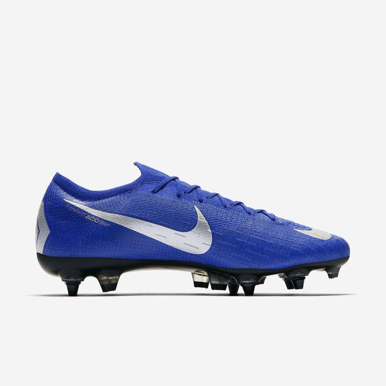 Mercurial Football De À Nike Pour Terrain Gras Crampons Chaussure PuOTlkXiwZ