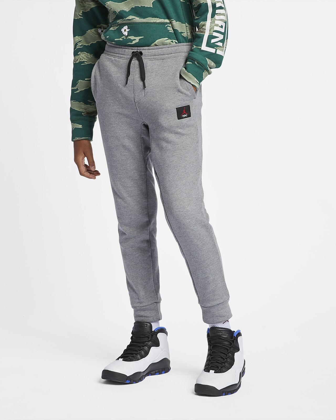 Jordan Flight Lite Older Kids' (Boys') Trousers