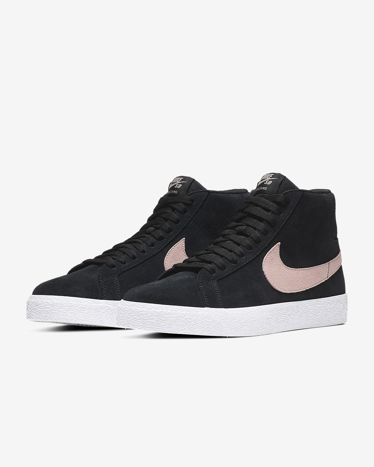 buy online cbe7f 840f1 Nike SB Zoom Blazer Mid Skate Shoe