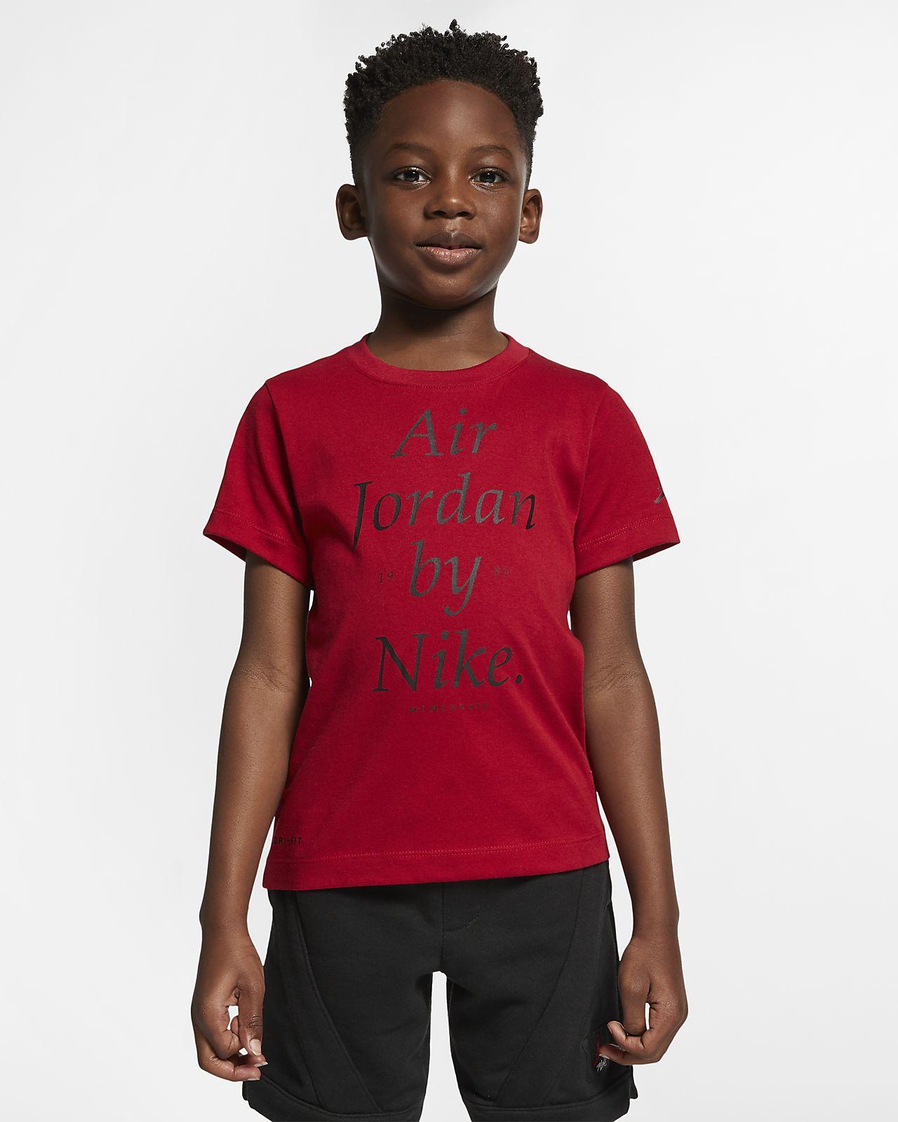 Jordan Sportswear-T-shirt til små børn