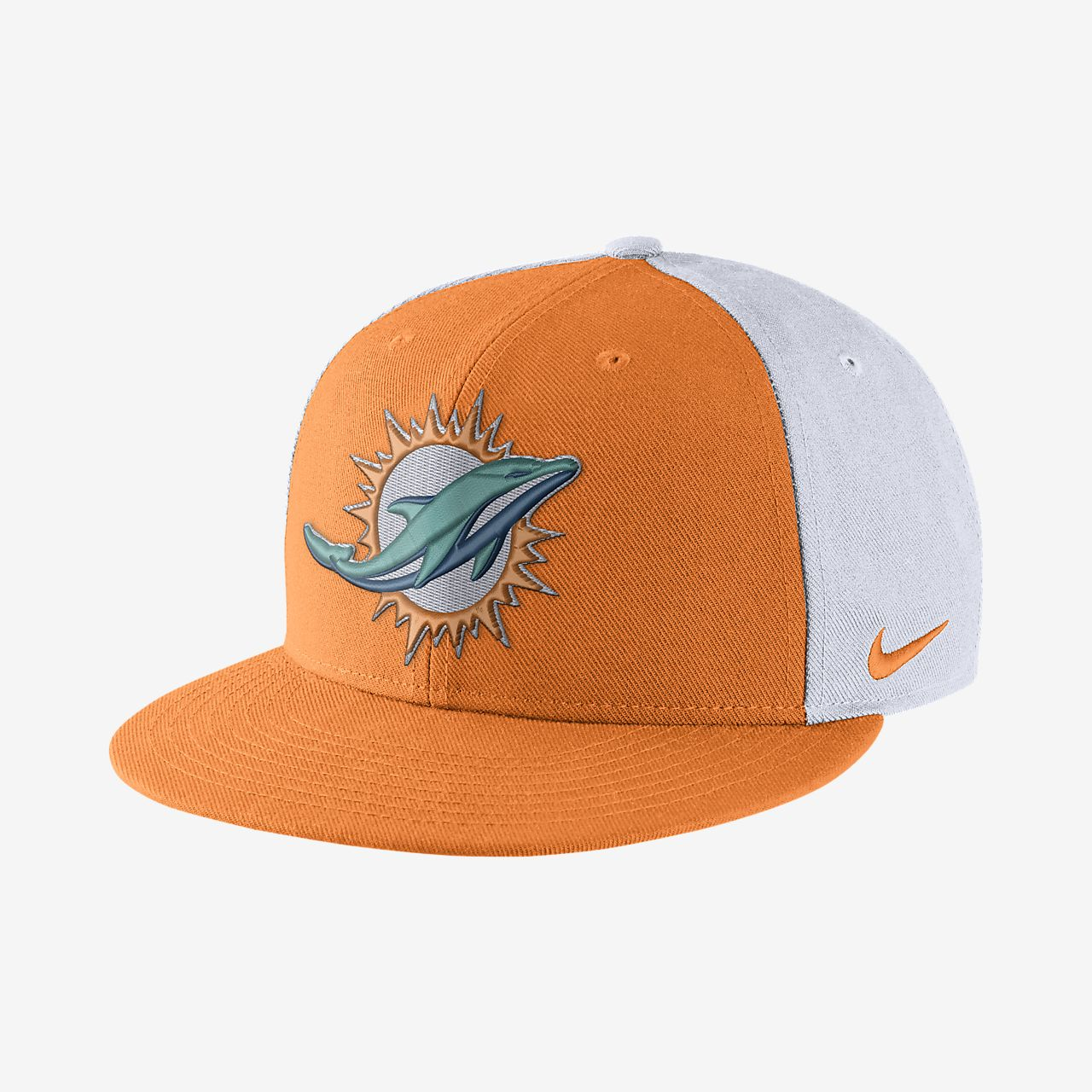 more photos f563c 71e01 ... coupon code nike color rush true nfl dolphins adjustable hat 31b11  dc7d7 clearance mens new ...