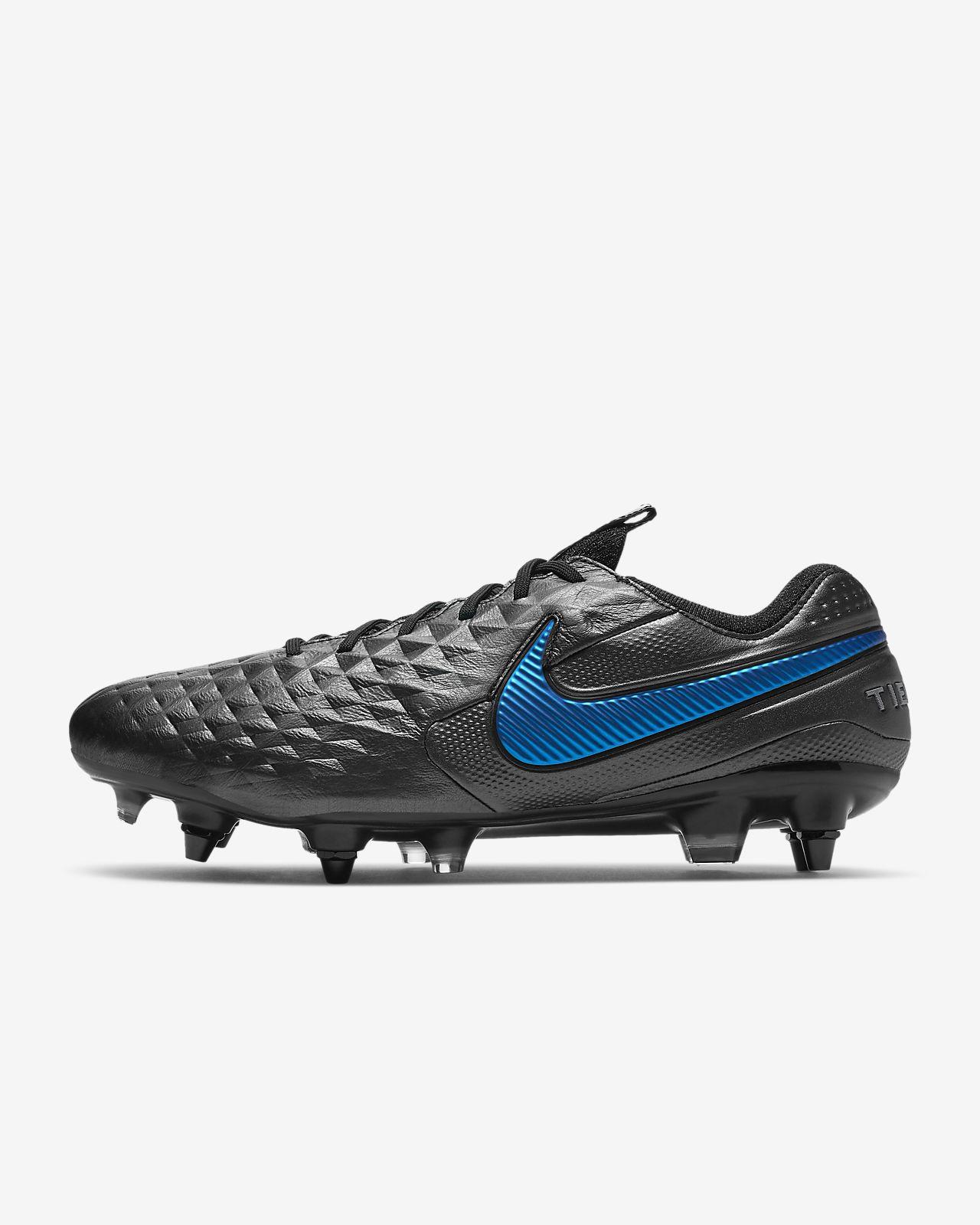 Nike Tiempo Legend 8 Elite SG-PRO Anti-Clog Traction Botas de fútbol para terreno blando