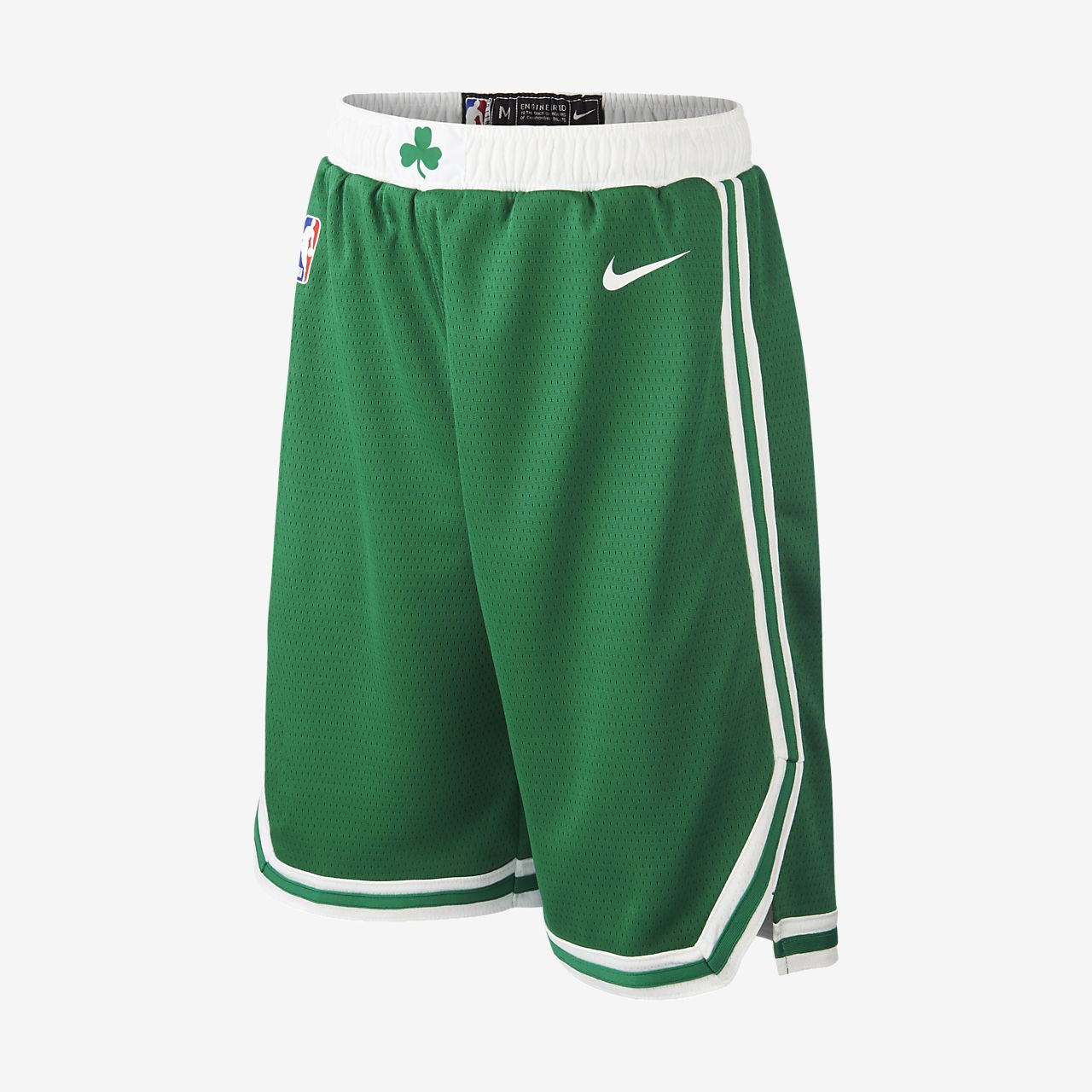 Boston Celtics Icon Edition Swingman Older Kids' Nike NBA Shorts