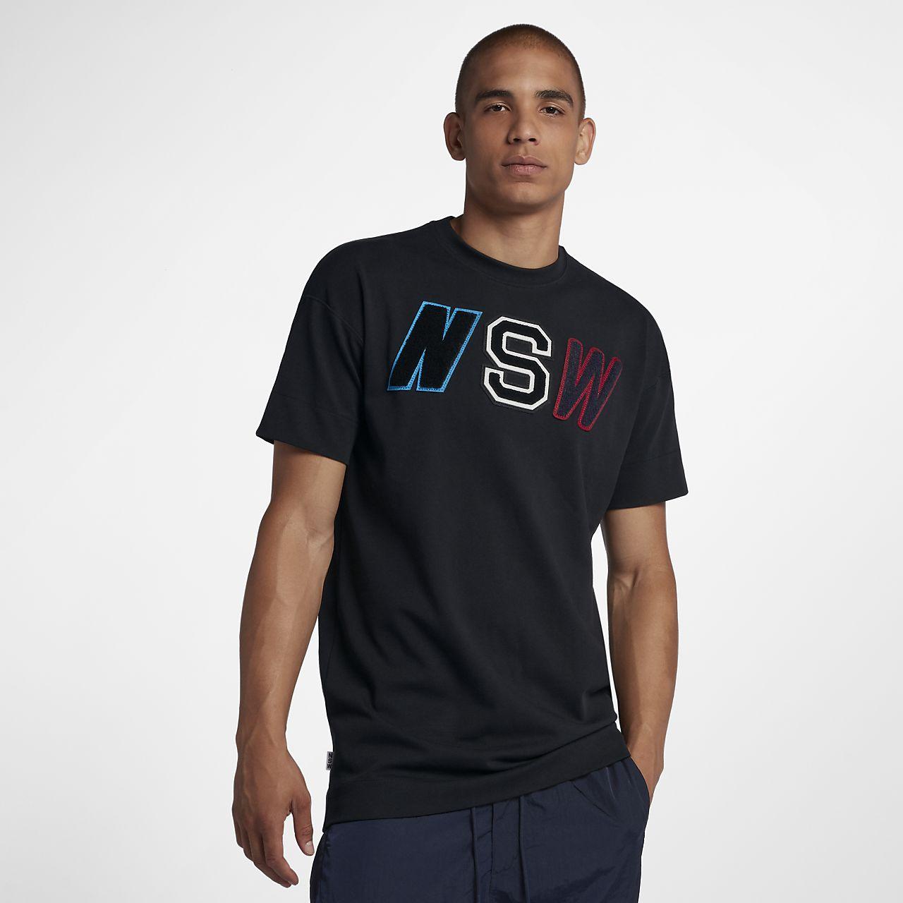 sports shoes 9a721 8f2b8 ... Tee-shirt Nike Sportswear NSW pour Homme