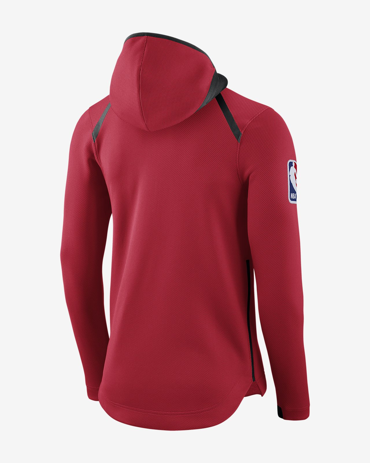 c334d0396b97 Portland Trail Blazers Nike Therma Flex Showtime Men s NBA Hoodie ...