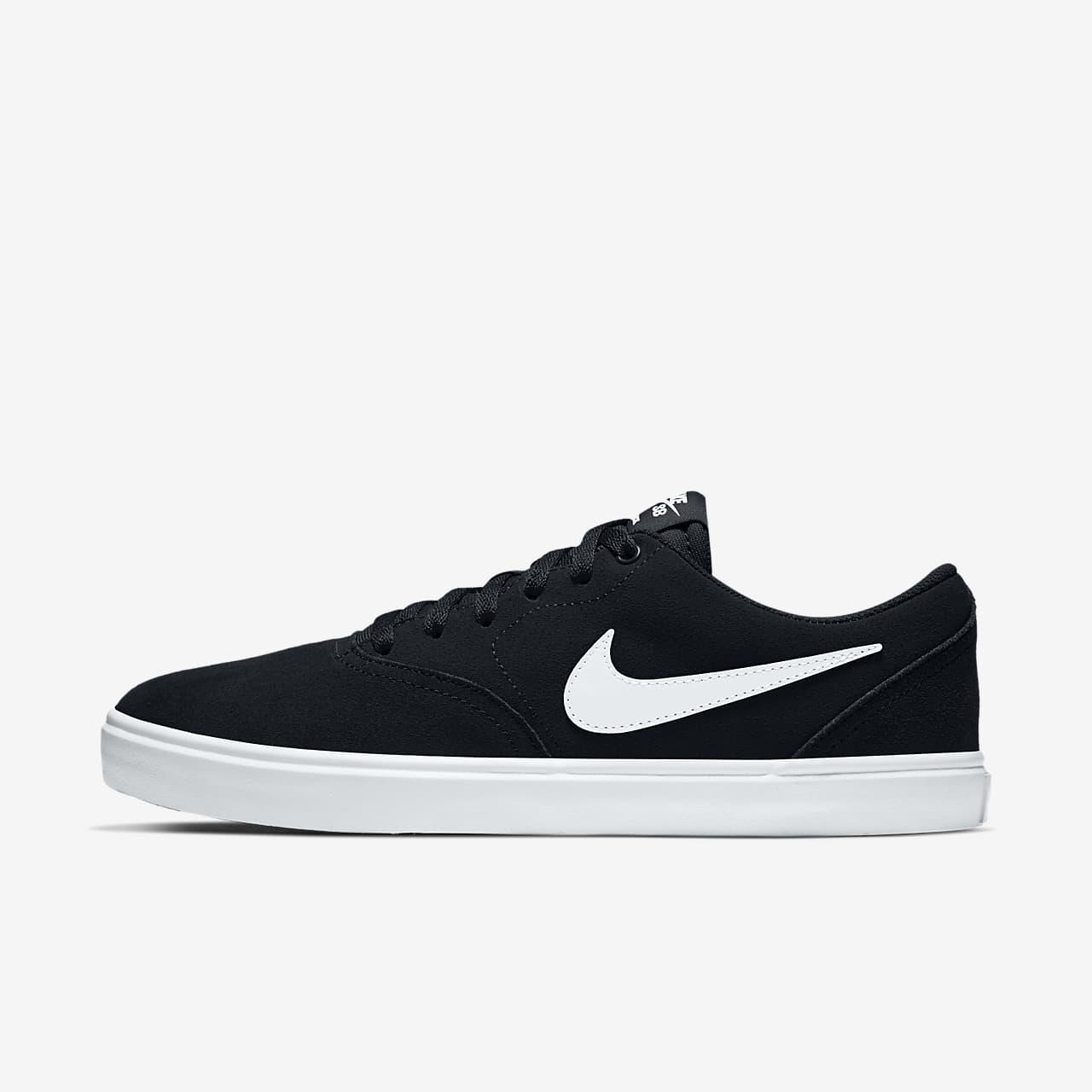 ... Chaussure de skateboard Nike SB Check Solarsoft pour Homme