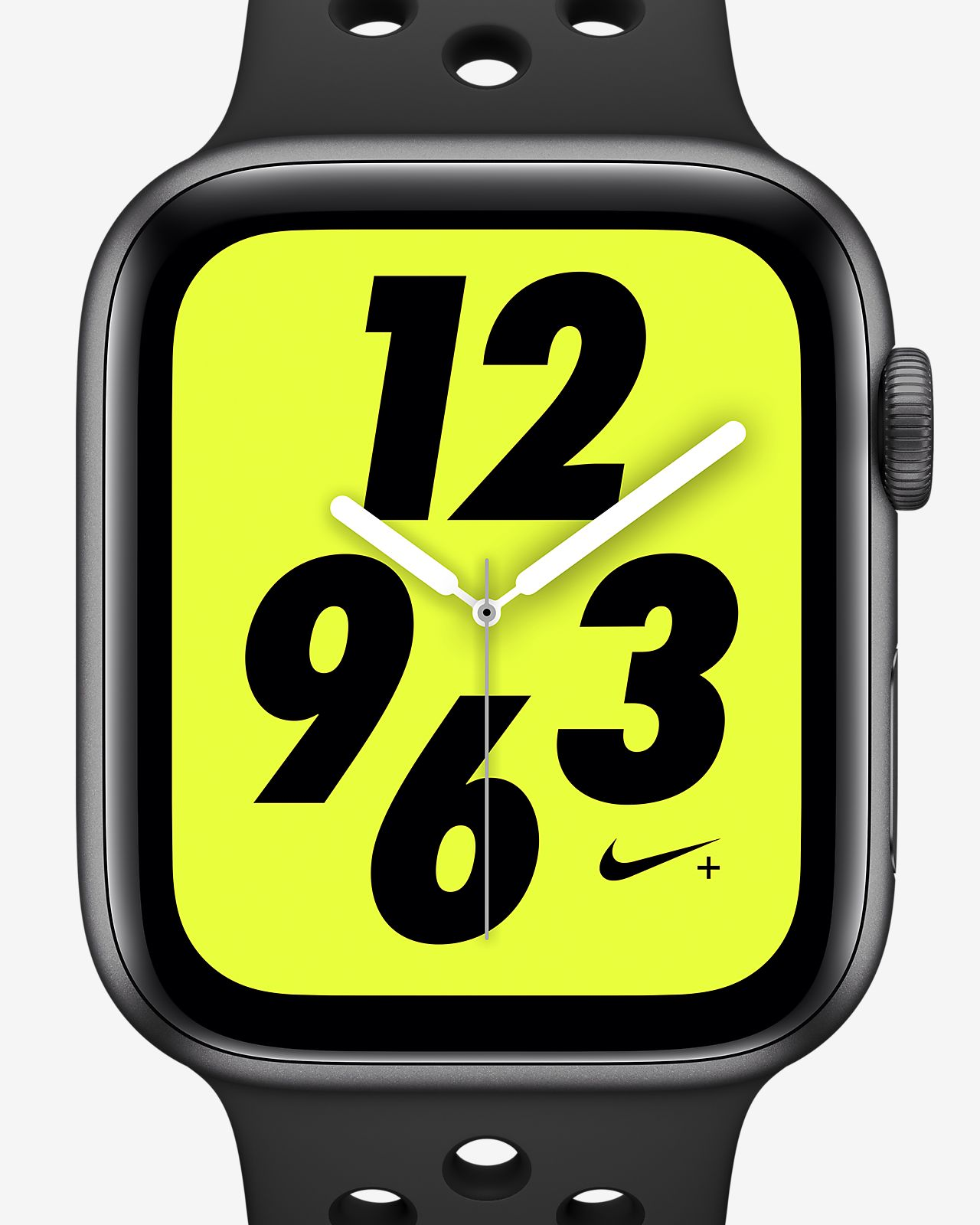 5aab716da2c9 ... Apple Watch Nike+ Series 4 (GPS) con correa Nike Sport Band Reloj  deportivo de
