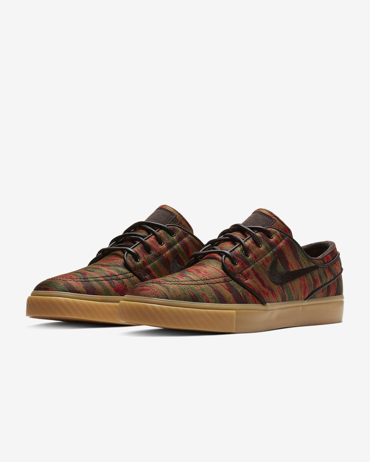 fa346732bbedd Nike SB Zoom Stefan Janoski Canvas Premium Men s Skateboarding Shoe ...