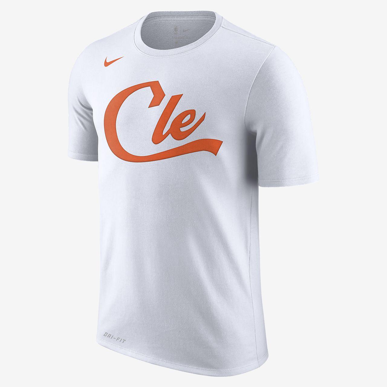 Cleveland Cavaliers City Edition Nike Dri-FIT 男款 NBA T 恤