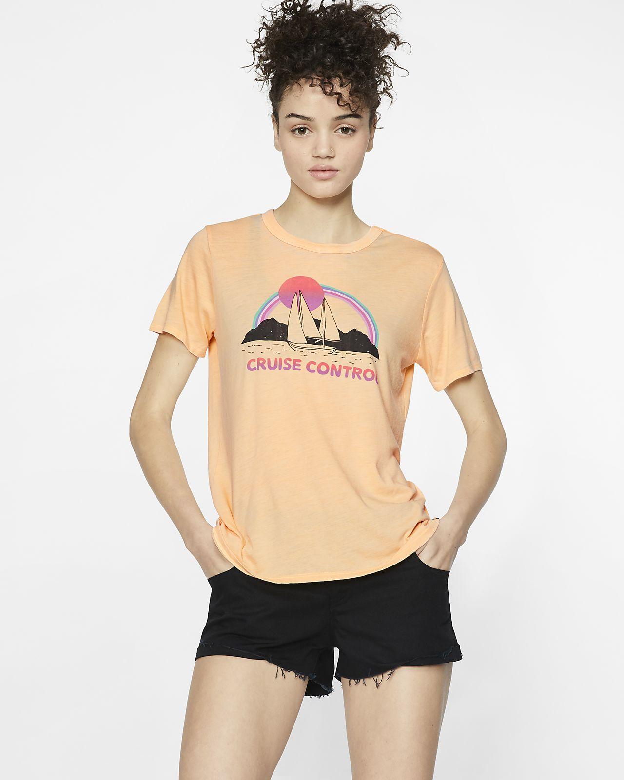 Hurley Cruise Control T-skjorte til dame