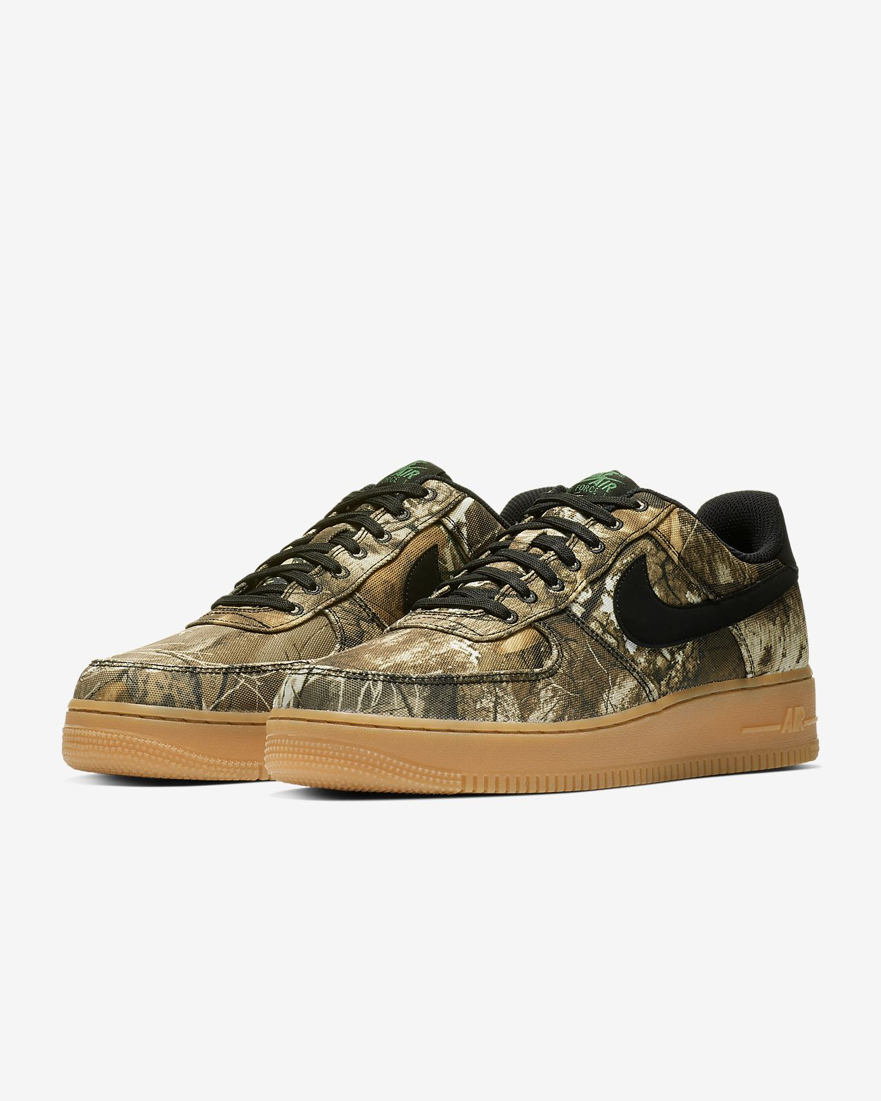 half off 2f2fa 736c3 ... Nike Air Force 1  07 LV8 3 Realtree® Men s Shoe