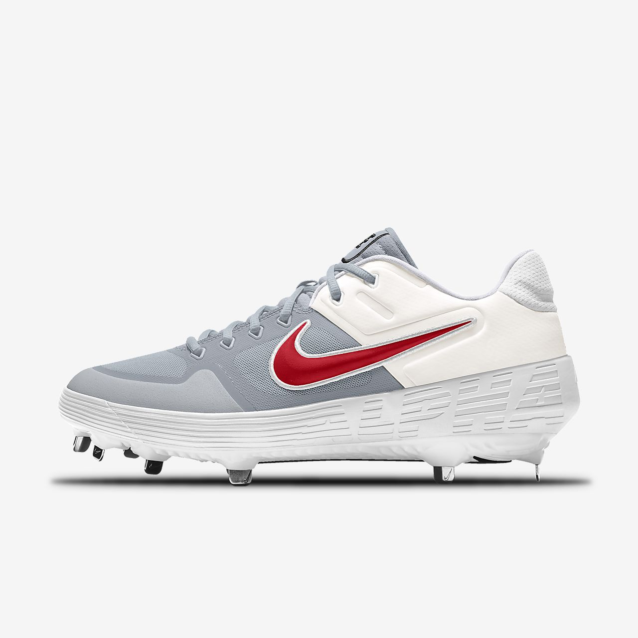 Nike Alpha Huarache Elite 2 Low By You Custom Baseball Cleat
