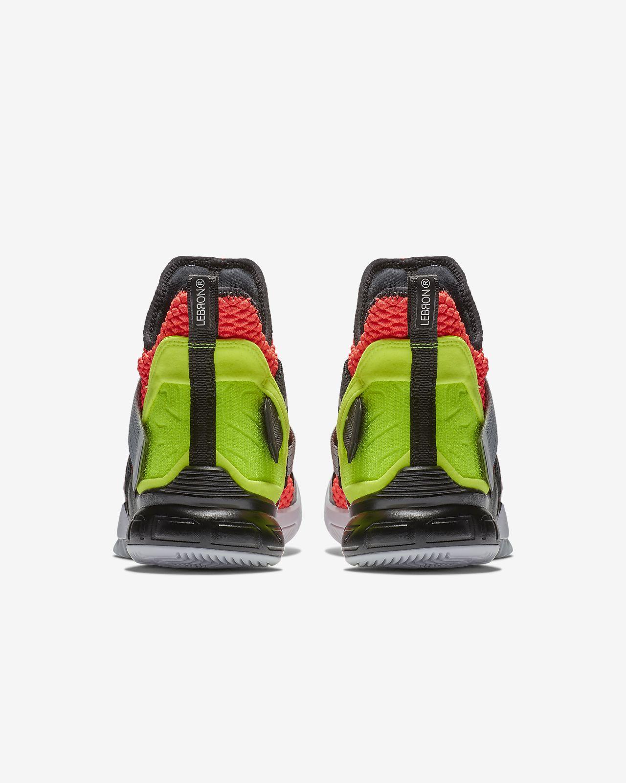 timeless design 4e2b6 9997e LeBron Soldier 12 SFG Basketball Shoe