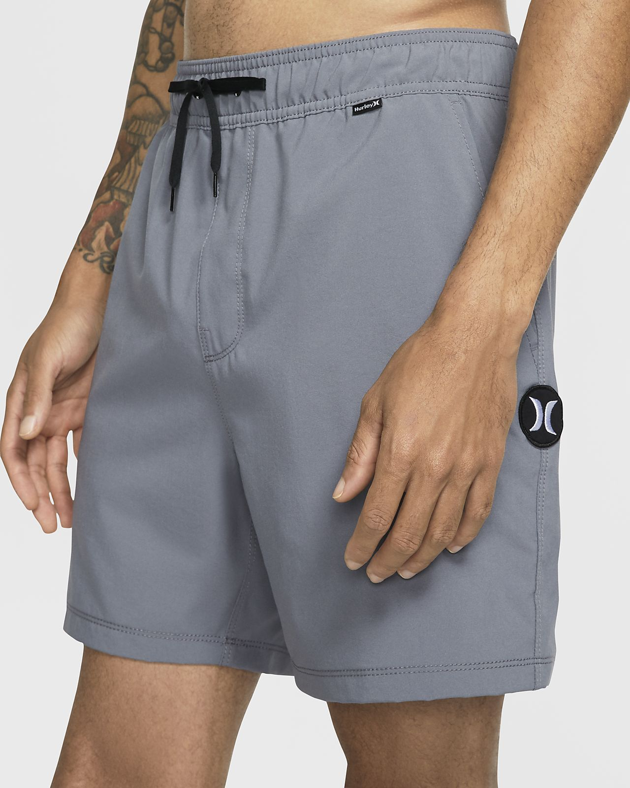 Hurley One And Only Volley Boardshorts voor heren (43 cm)