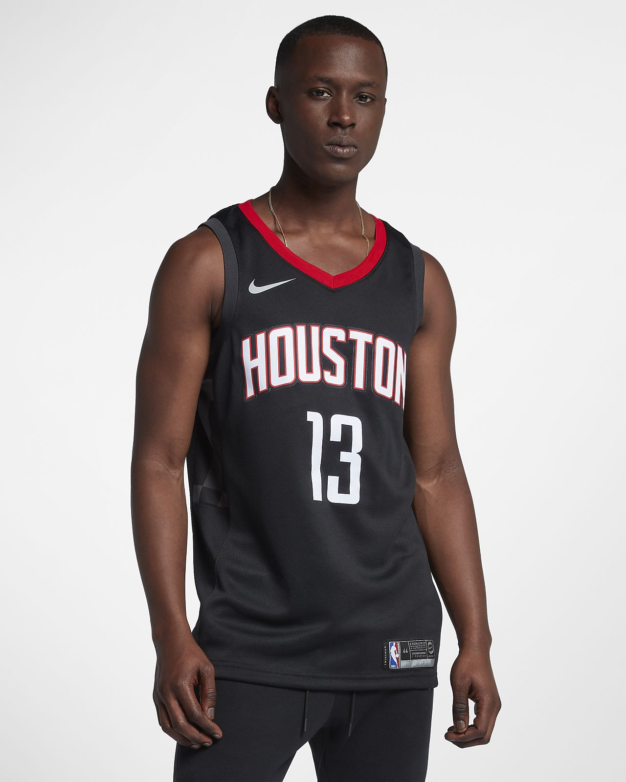 newest 95ecb ce413 James Harden Statement Edition Swingman (Houston Rockets) Men's Nike NBA  Connected Jersey