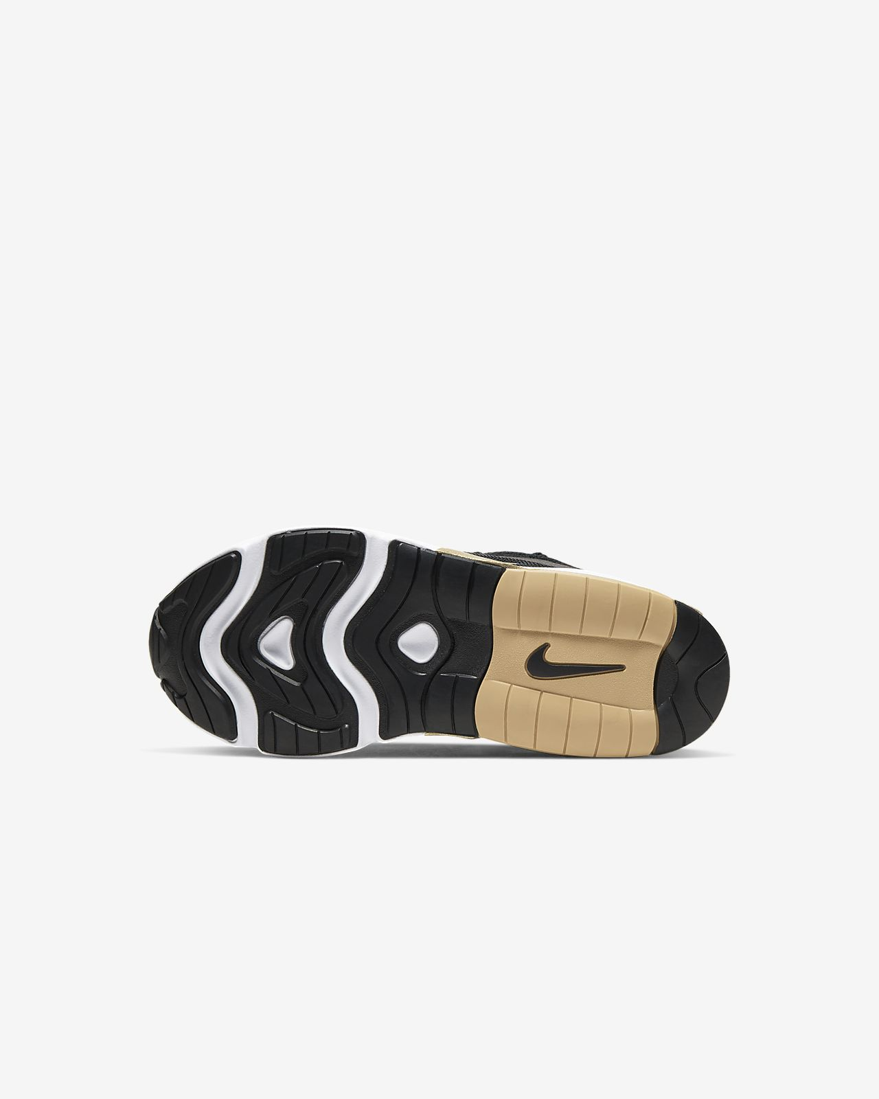 nike air max donna cross trainers nero anthracite