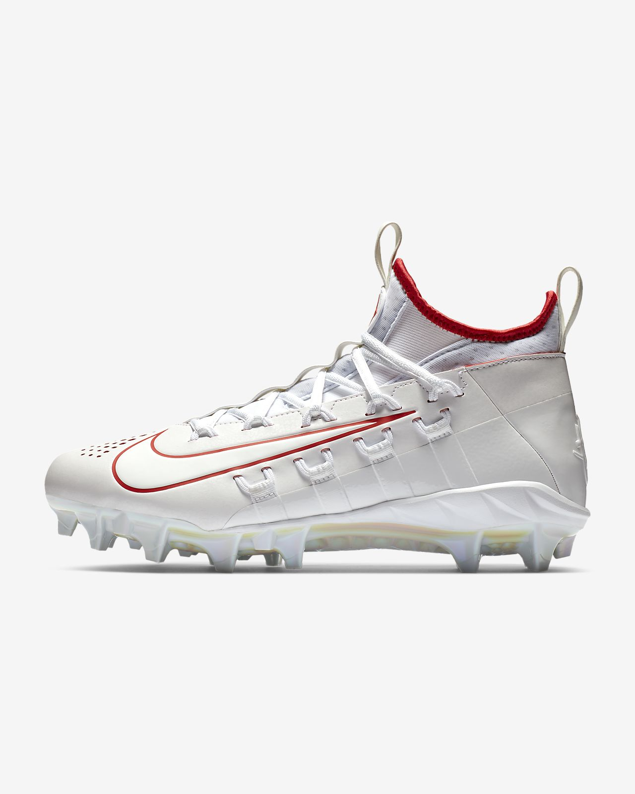 new styles 3f3ee a3f77 ... Nike Alpha Huarache 6 Elite LAX Premium Lacrosse Cleat
