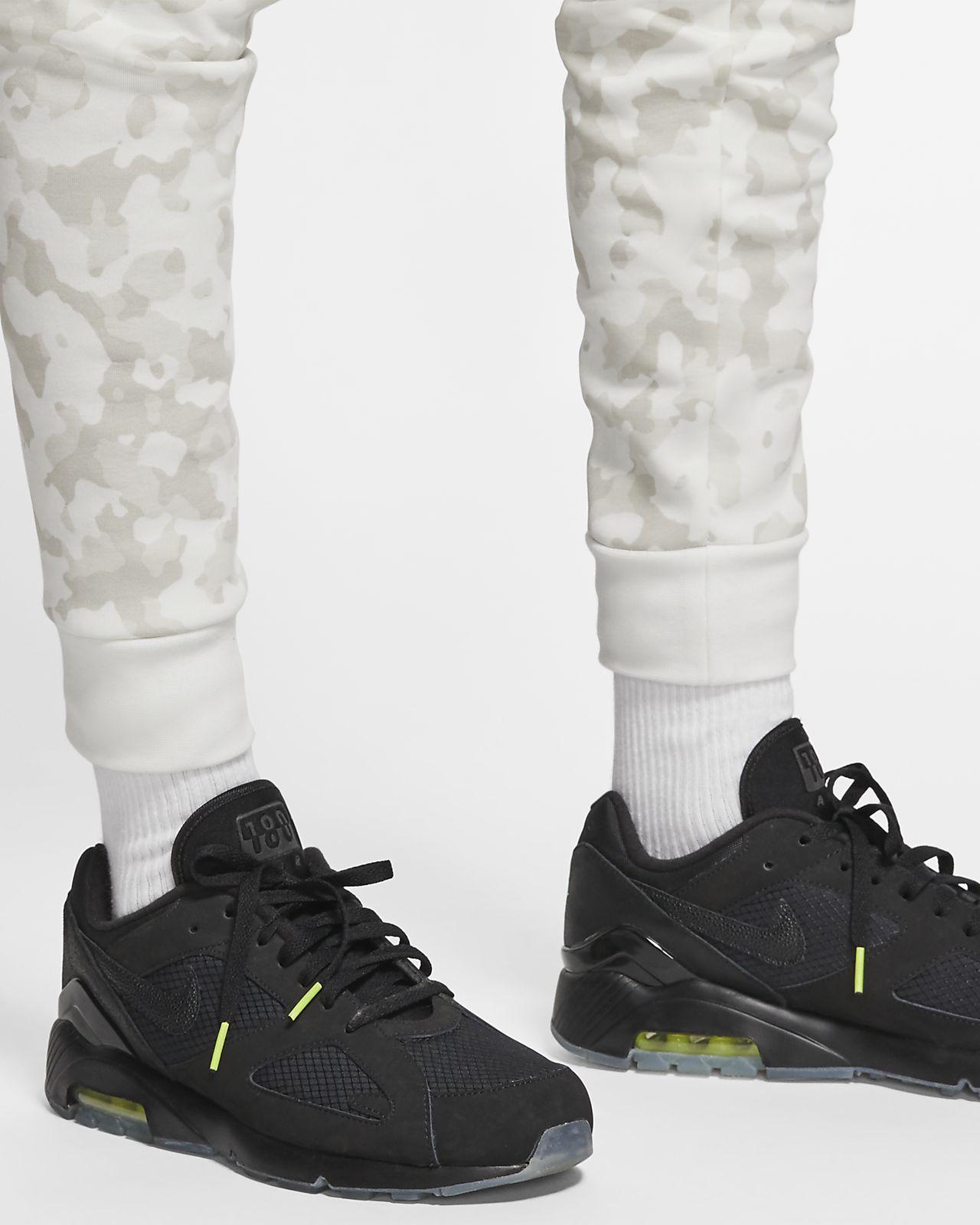 nike sportswear tech fleece white