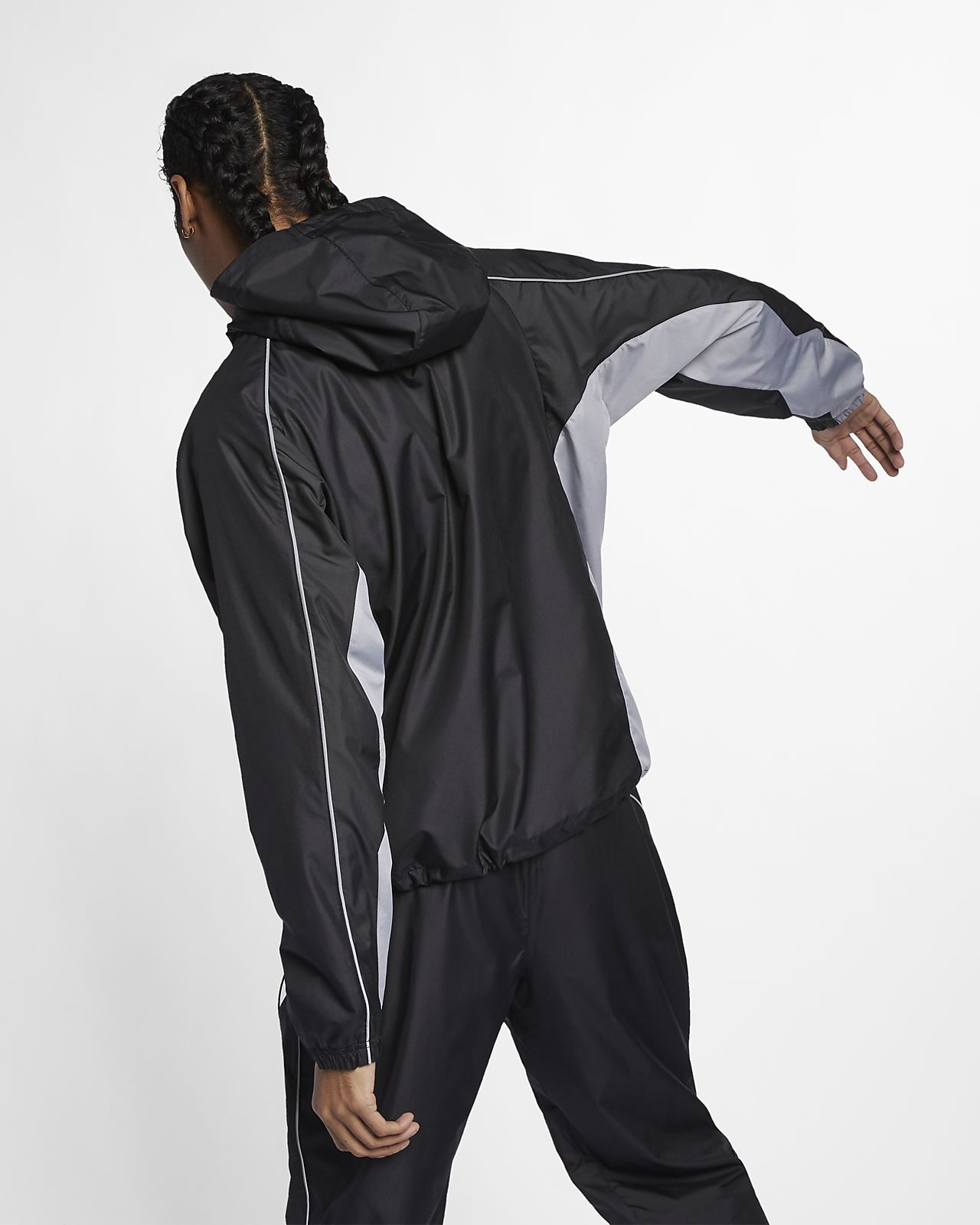 73336ad2a1 NikeLab Collection Tn Men's Hooded Track Jacket. Nike.com CA