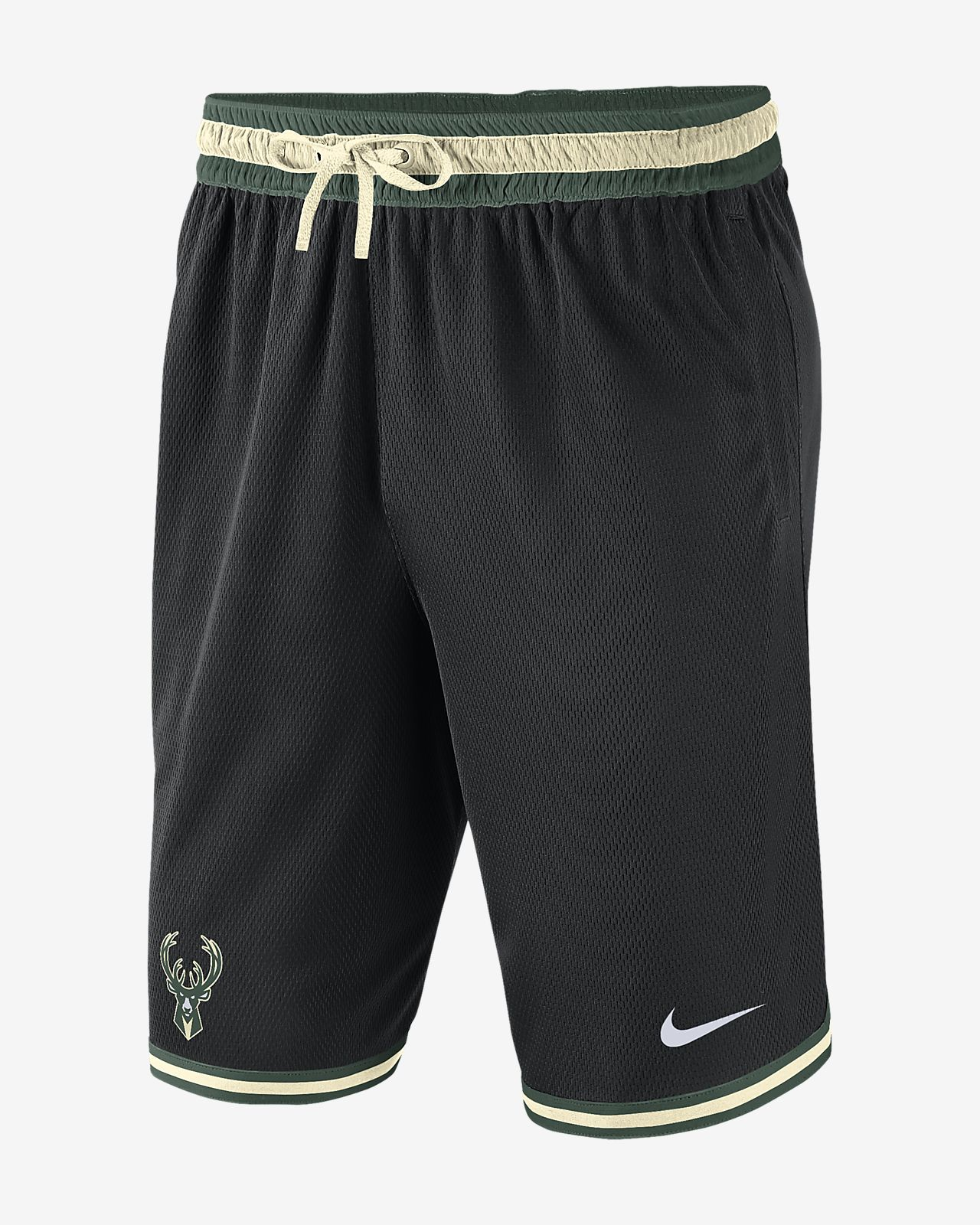 Short NBA Milwaukee Bucks Nike pour Homme