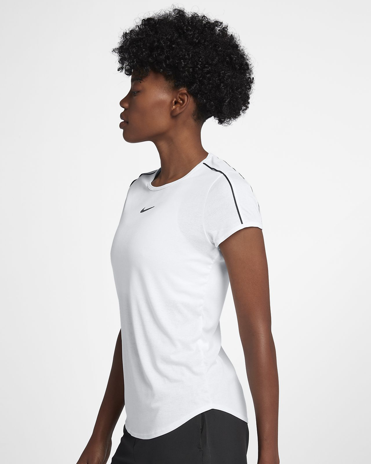 Damska koszulka do tenisa NikeCourt Dri FIT