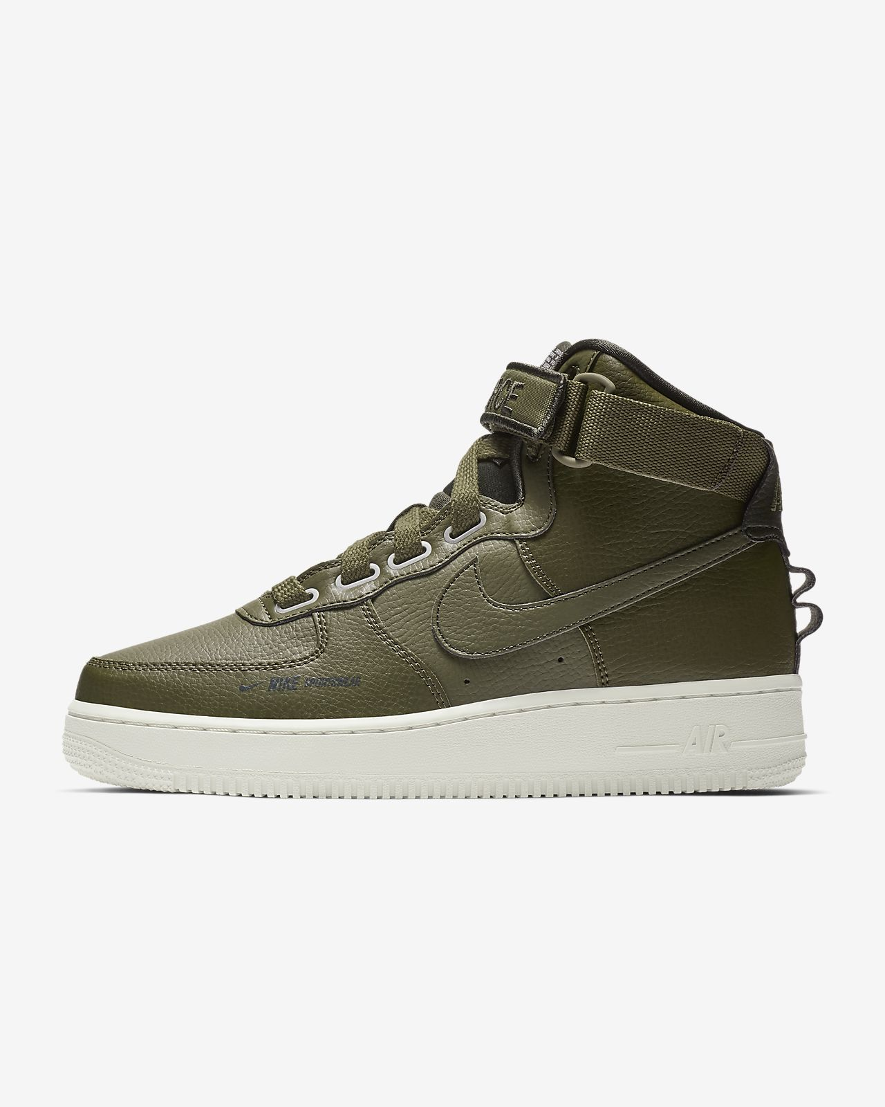 reputable site 22e1e ade4a Nike Air Force 1 High Utility Women's Shoe