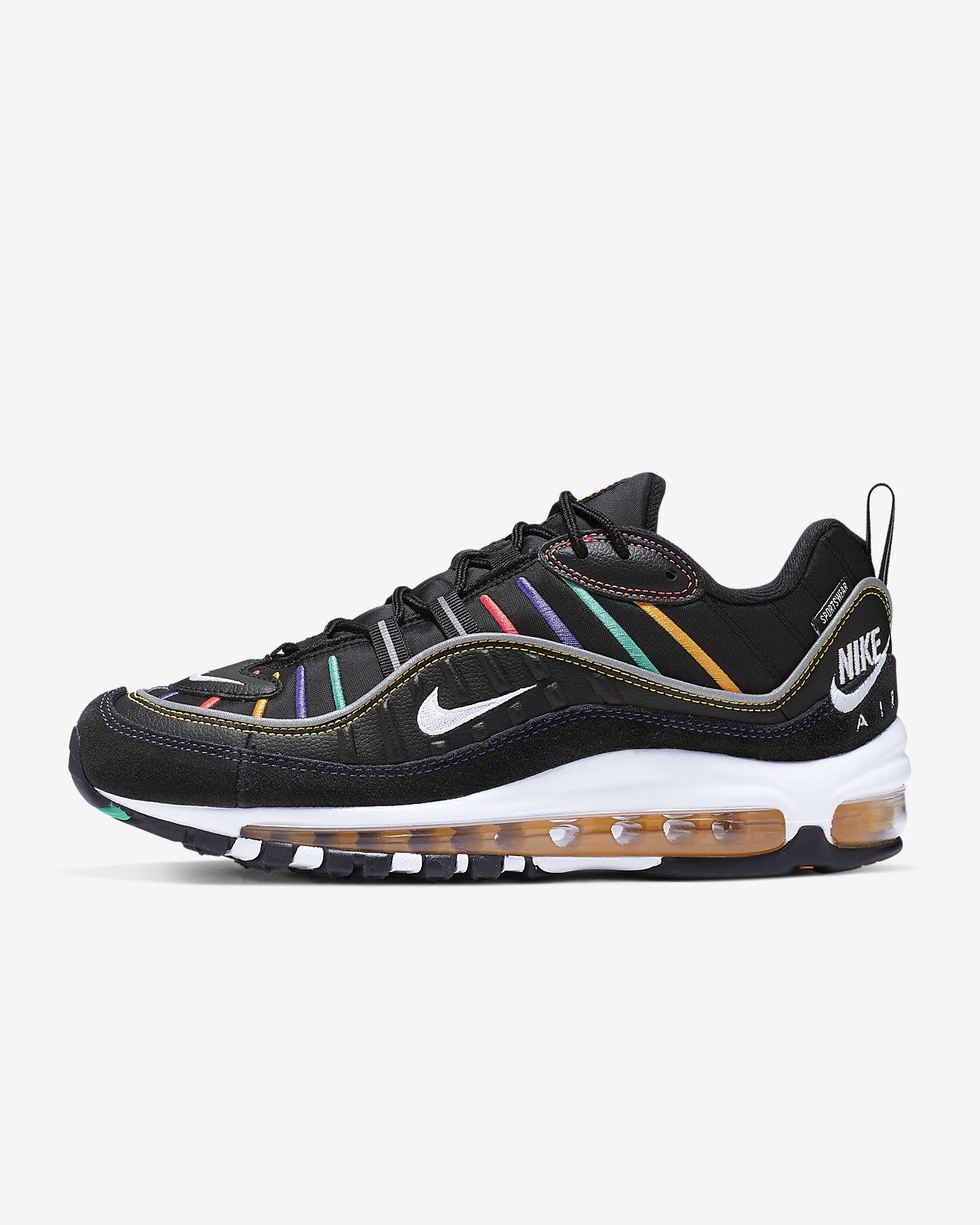 Nike Air Max 98 PRM女子运动鞋