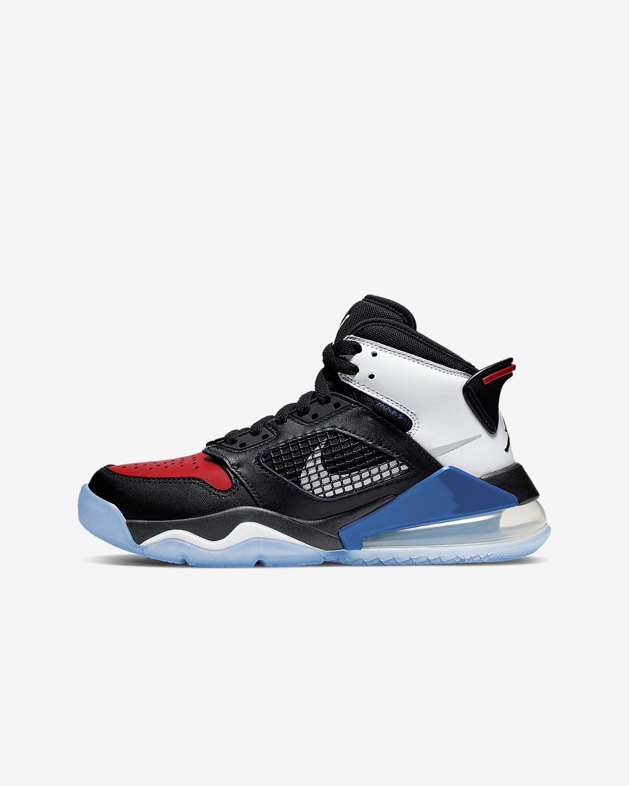 Jordan Mars 270 Genç Çocuk Ayakkabısı
