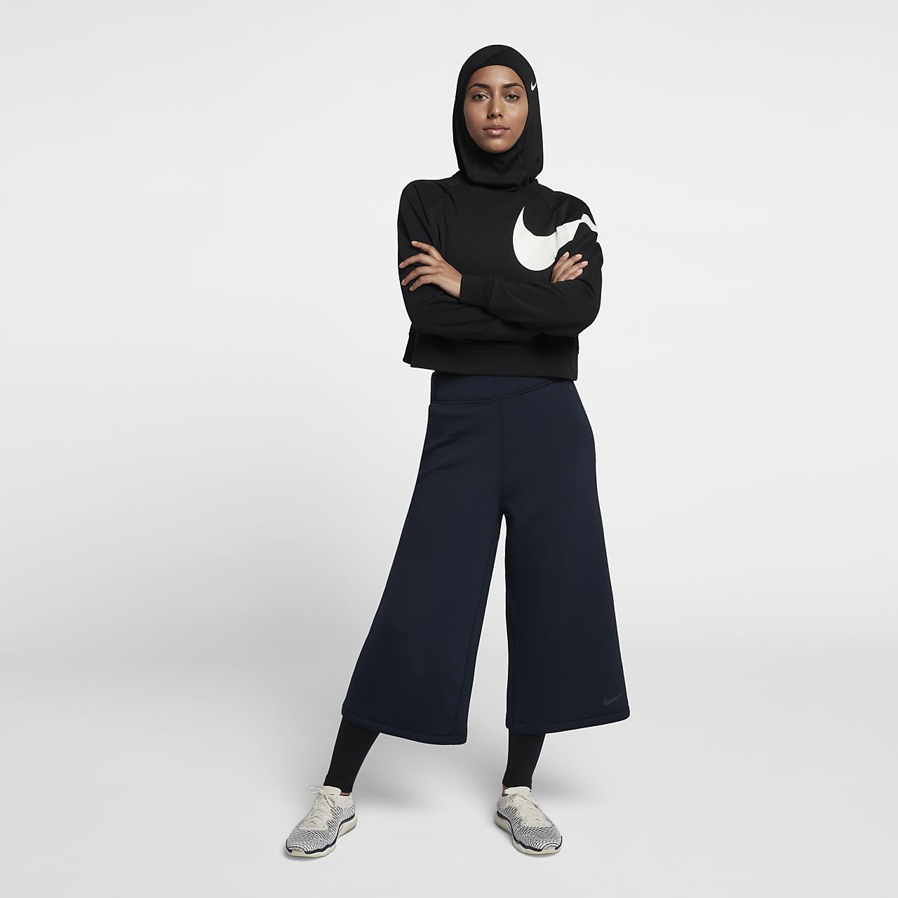 Low Resolution Nike Pro Women\u0027s Hijab Nike Pro Women\u0027s Hijab