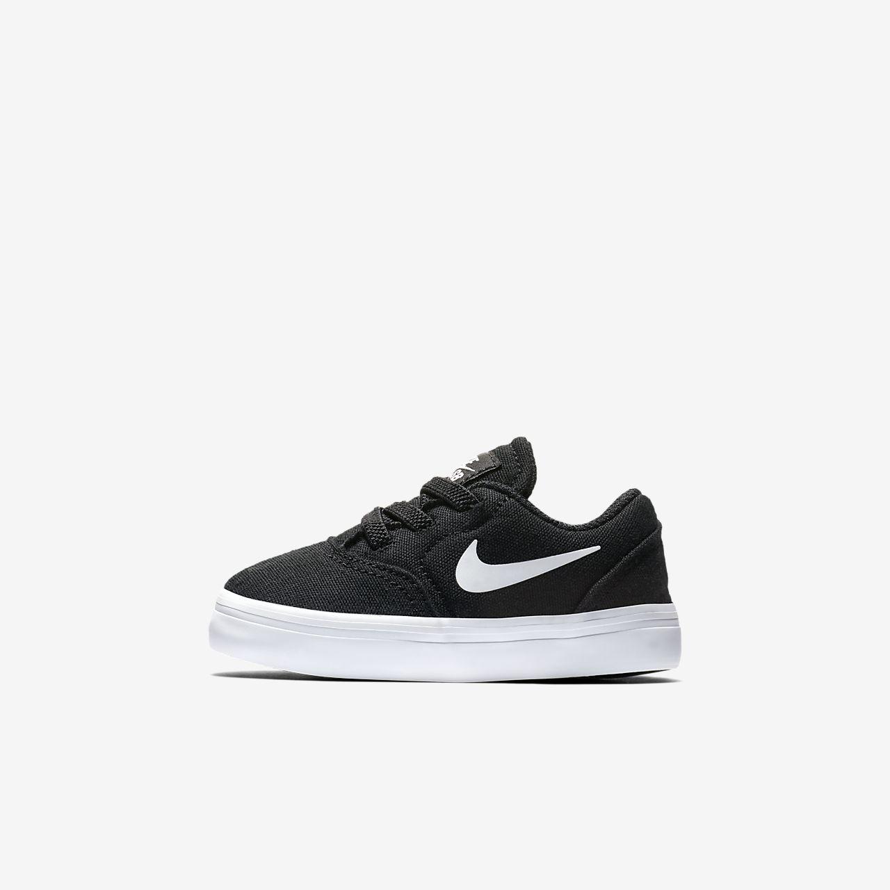 Nike SB Check Canvas Schoen voor baby's/peuters