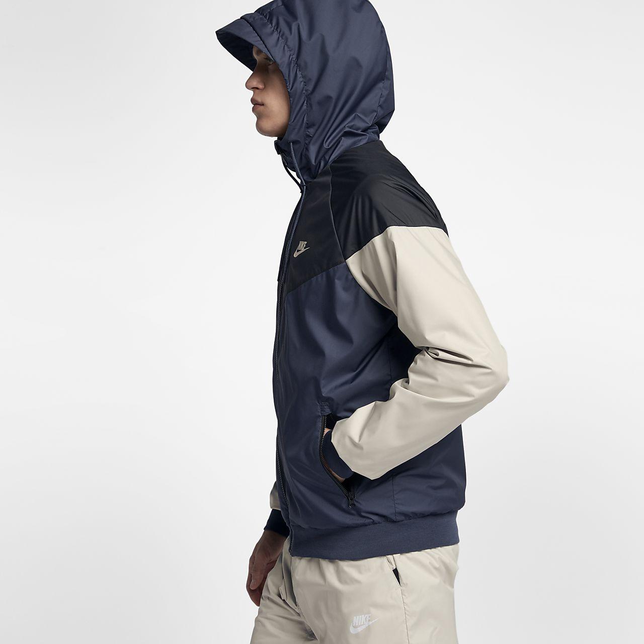 4292cd6b445f veste nike sportswear windrunner pour homme