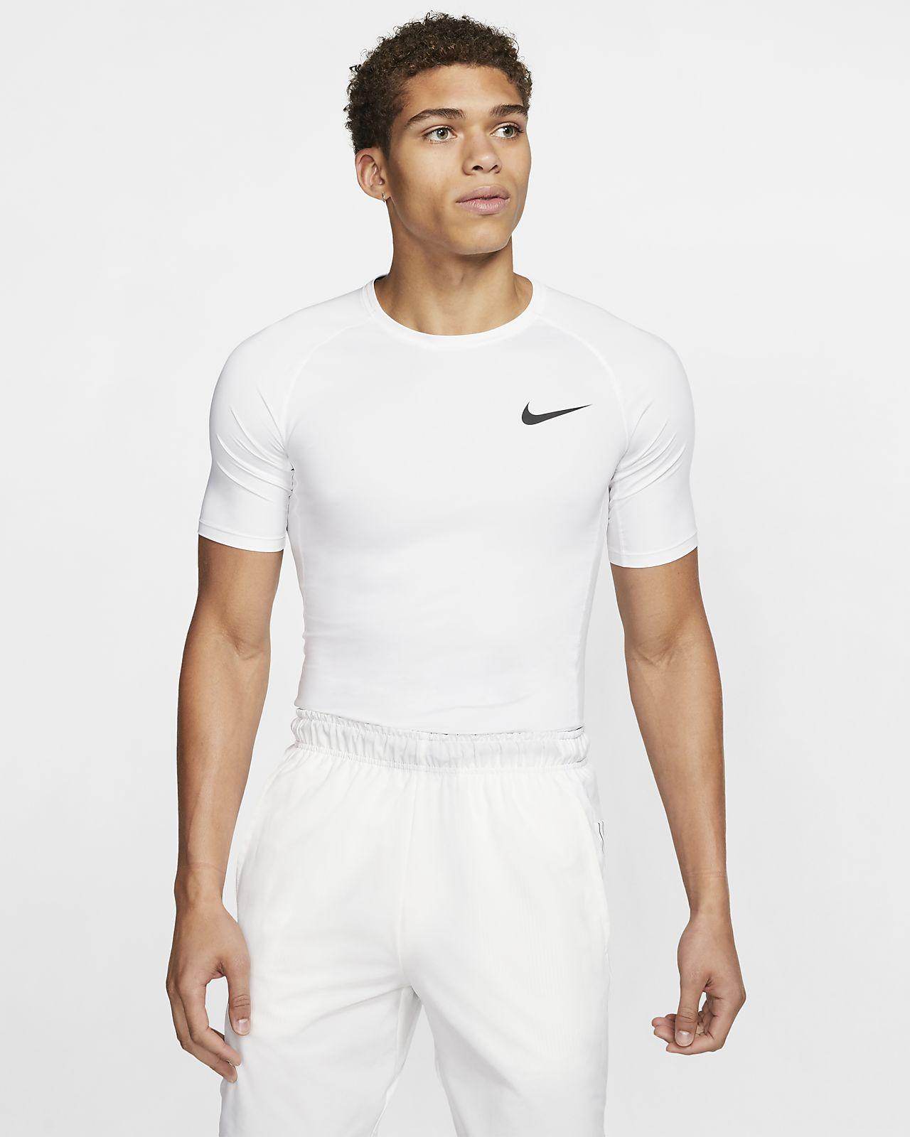 Maglia a manica corta Tight Fit Nike Pro - Uomo