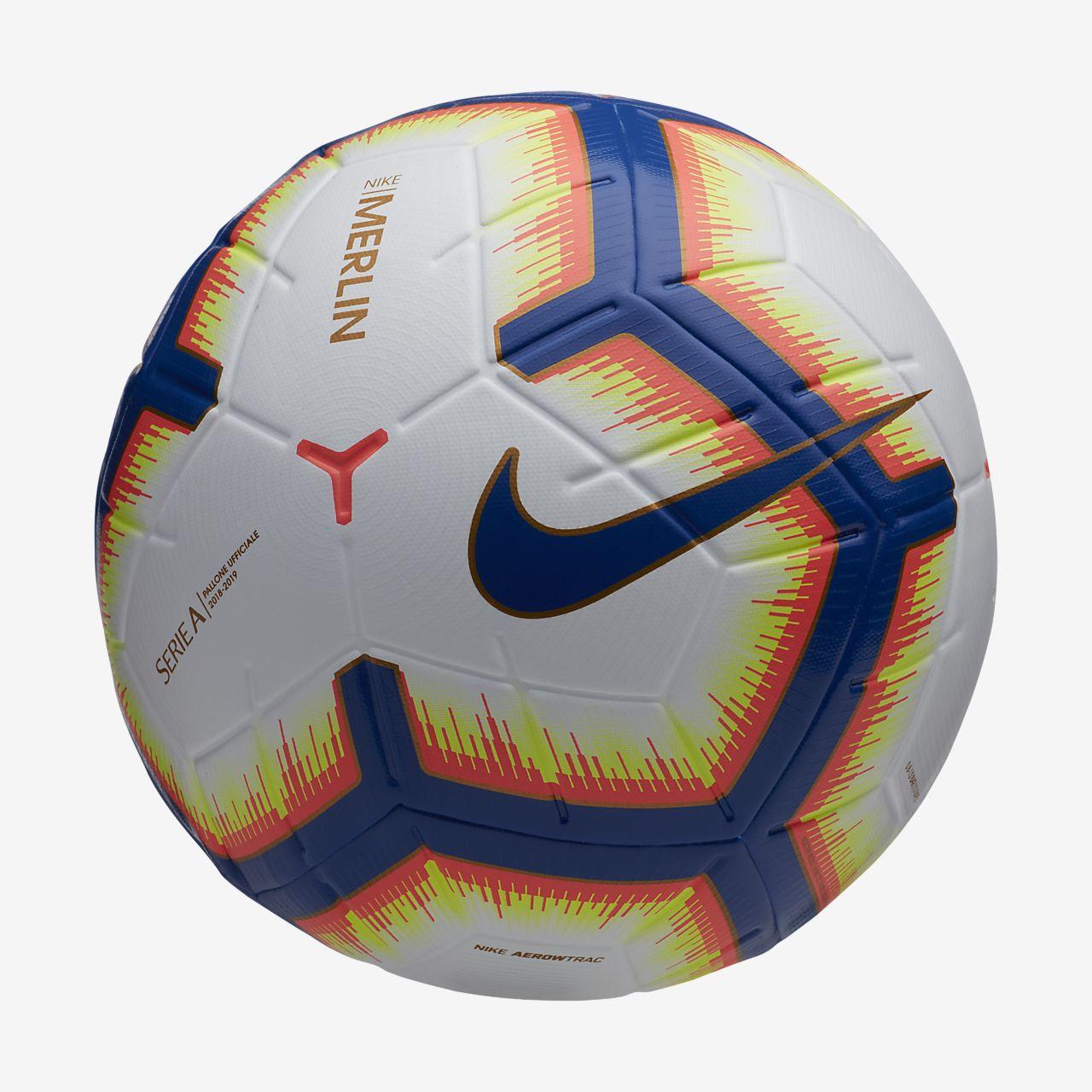 be4e51ca2 Bola de futebol Serie A Merlin. Nike.com PT