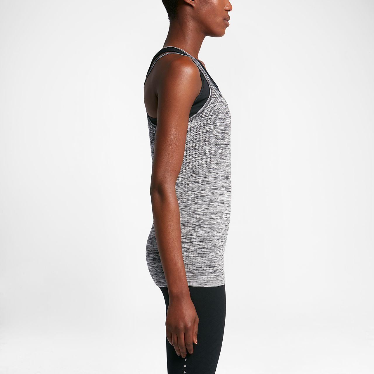 62dbccd87 Nike Dri-FIT Knit Women's Running Tank. Nike.com AU