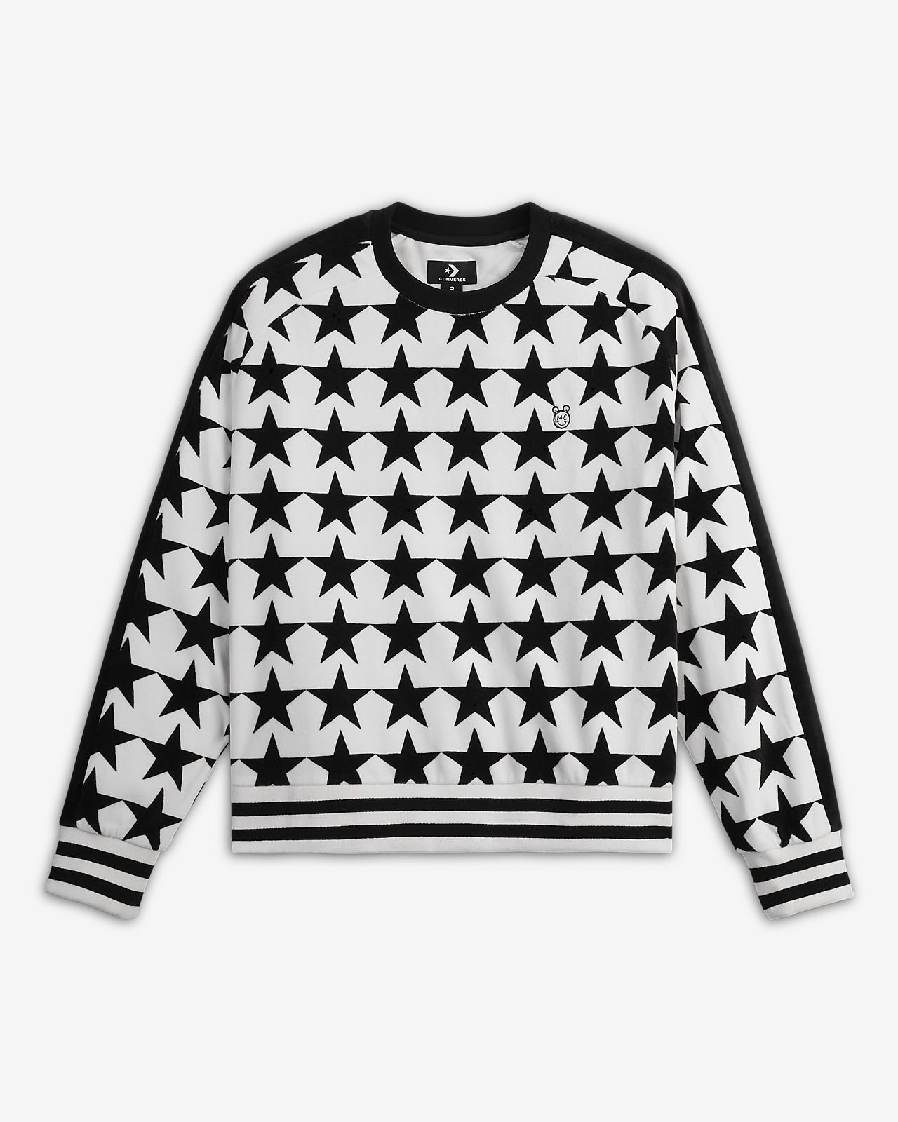 Converse x Miley Cyrus Women's Velour Sweatshirt
