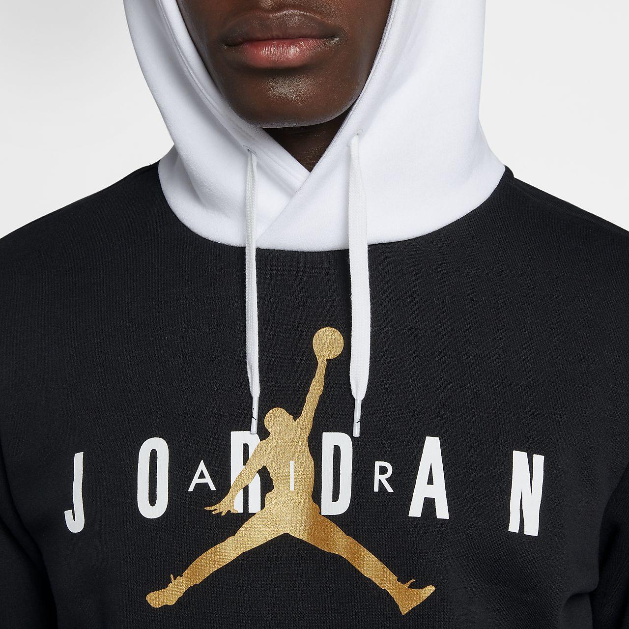 990e133adcef20 Jordan Jumpman Air Men s Fleece Pullover Hoodie. Nike.com