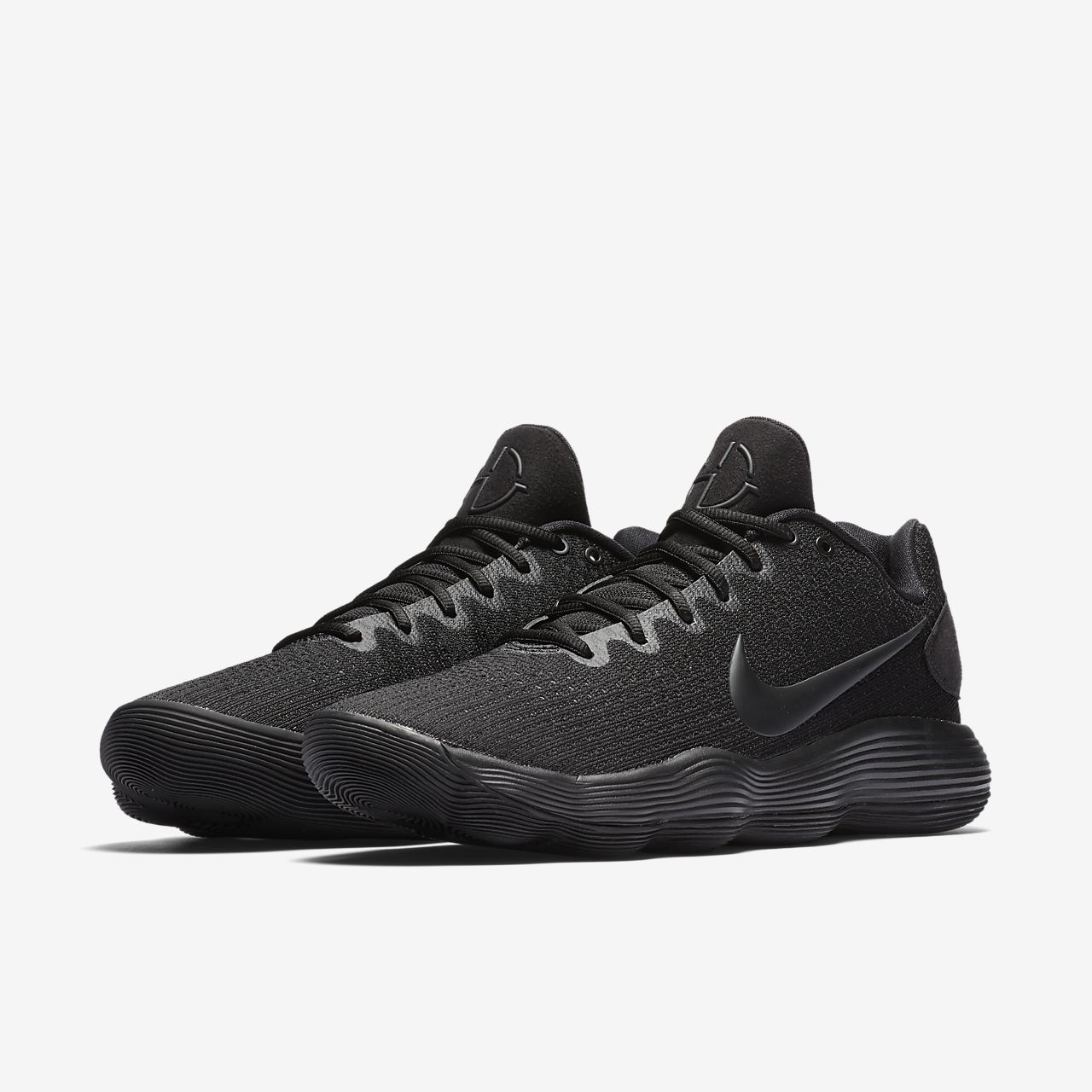 Nike React Hyperdunk 2017 Low Men's Basketball Shoe. Nike ...