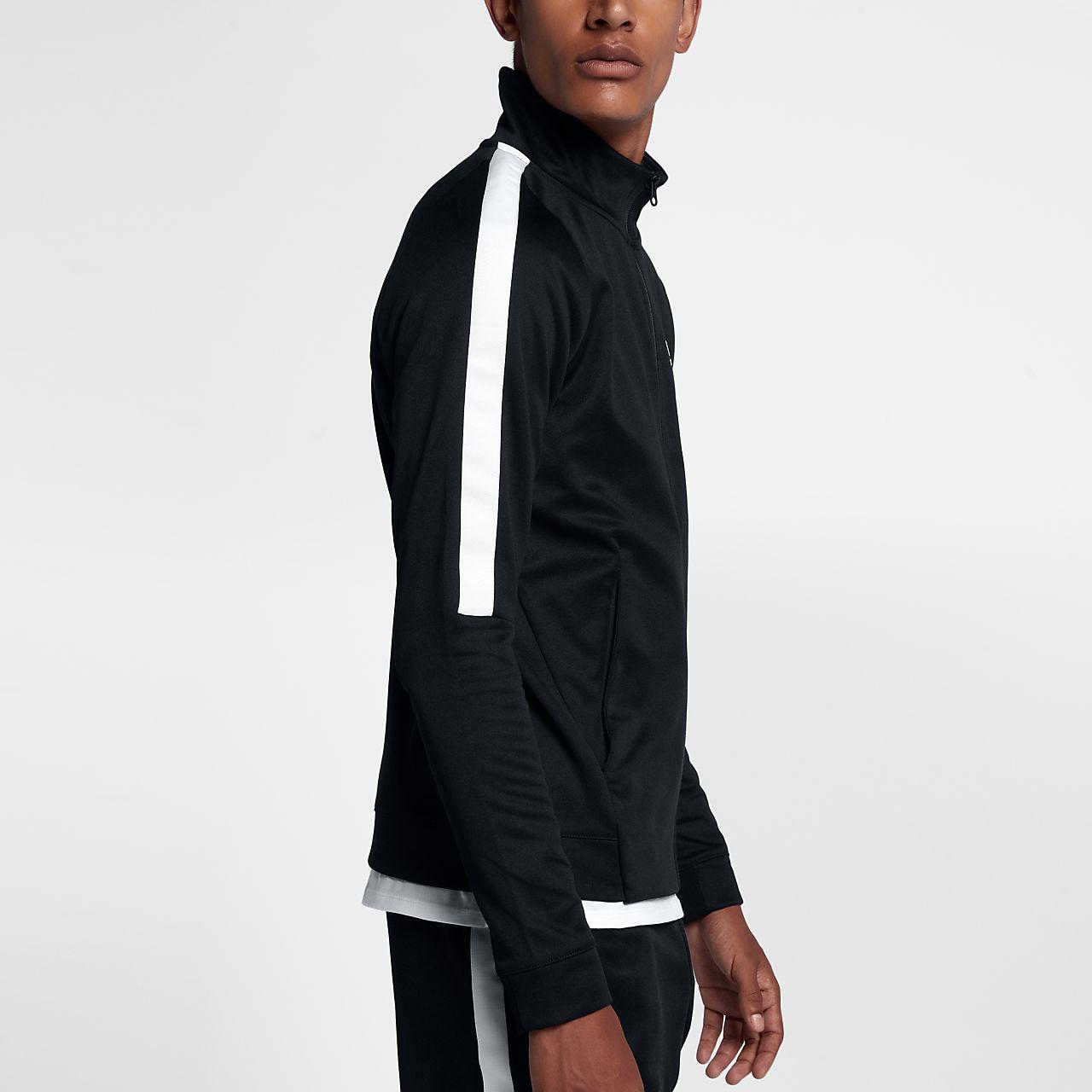 Nike National 98Veste pour Homme - Noir - Noir, 40 EU