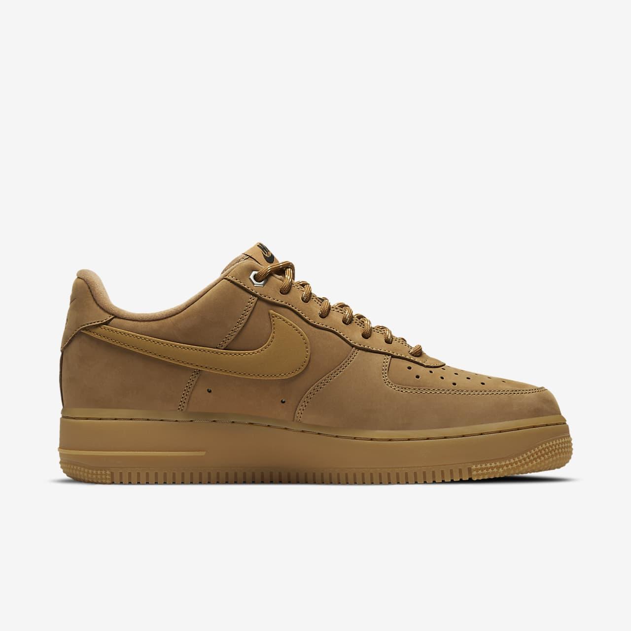 Latest Sneaker Pickup: Nike Air Force 1 High LV8 Flax