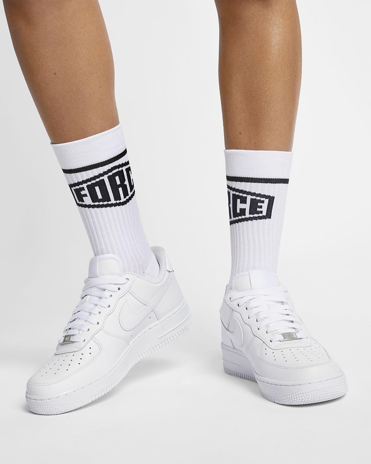 Nike Force Crew Socken. Nike DE