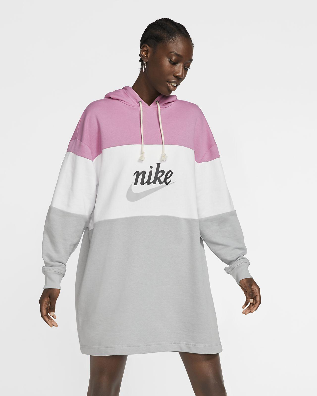 Платье из ткани френч терри Nike Sportswear