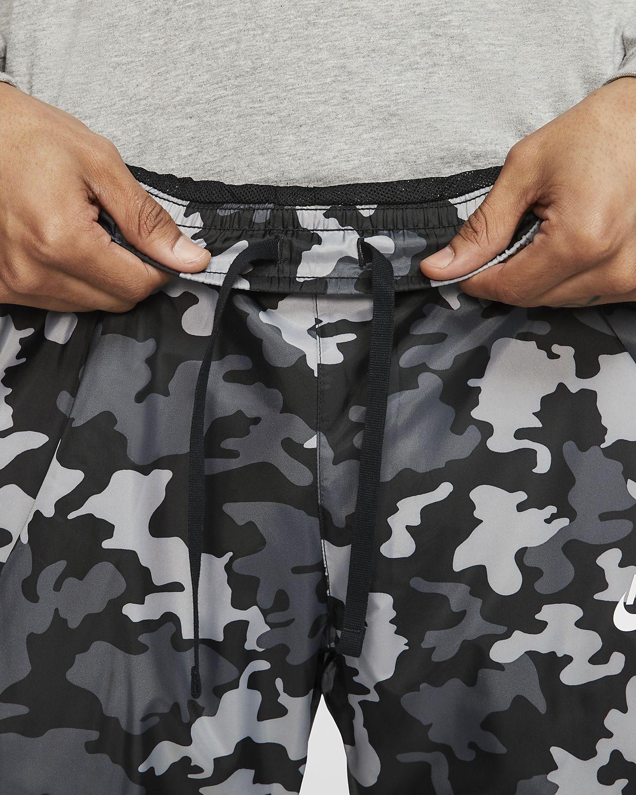 Nike Tissé Survêtement De Pour Homme Camouflage Pantalon Sportswear FTJcKl1