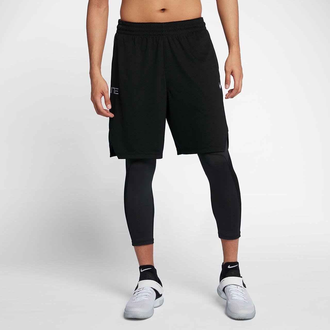 ... Short de basketball Nike Dry 23 cm pour Homme