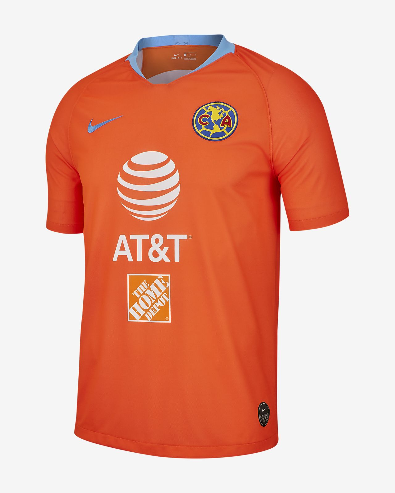 newest 3540f e325d ... Camiseta alternativa para hombre Club America Stadium 2019